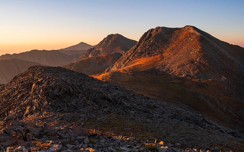 Hermit Peak & Eureka Mountain