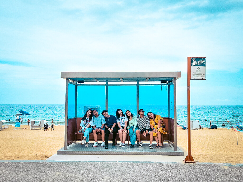 Things to do in Gangneung | BTS Bus Stop