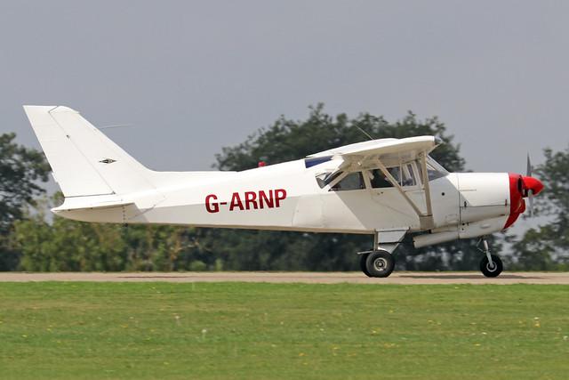 G-ARNP  -  Beagle A.109 Airedale c/n B.503  -  EGBK 3/9/21