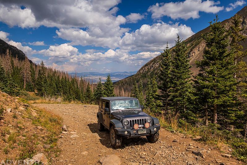 Hermit Pass Road