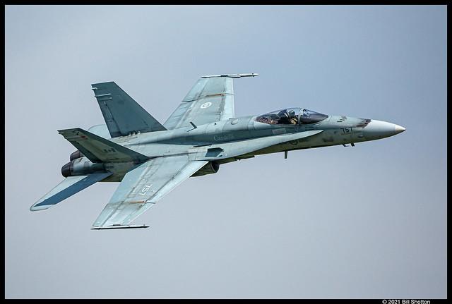 RCAF CF-18 Hornet