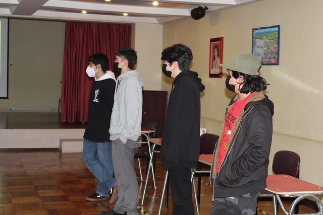 Primer Encuentro MJS