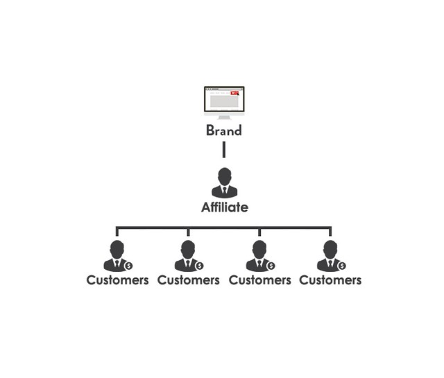 Standard Affiliate Marketing Program