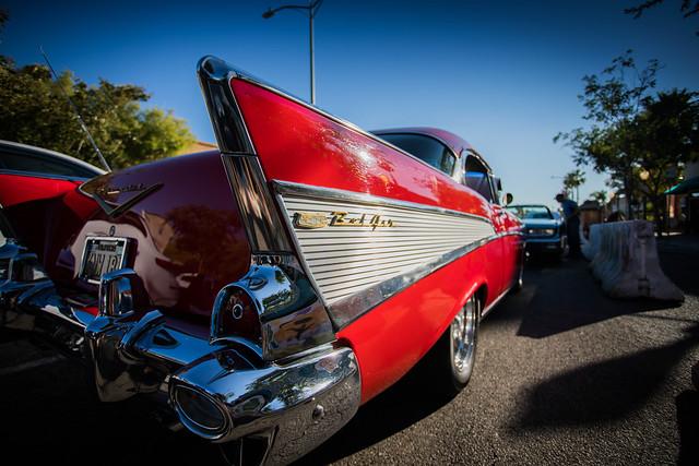 1957 Chevy Bel Air Sport Coupé