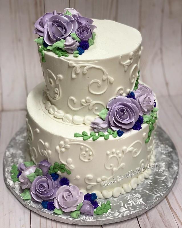 Cake by Stan's Northfield Bakery