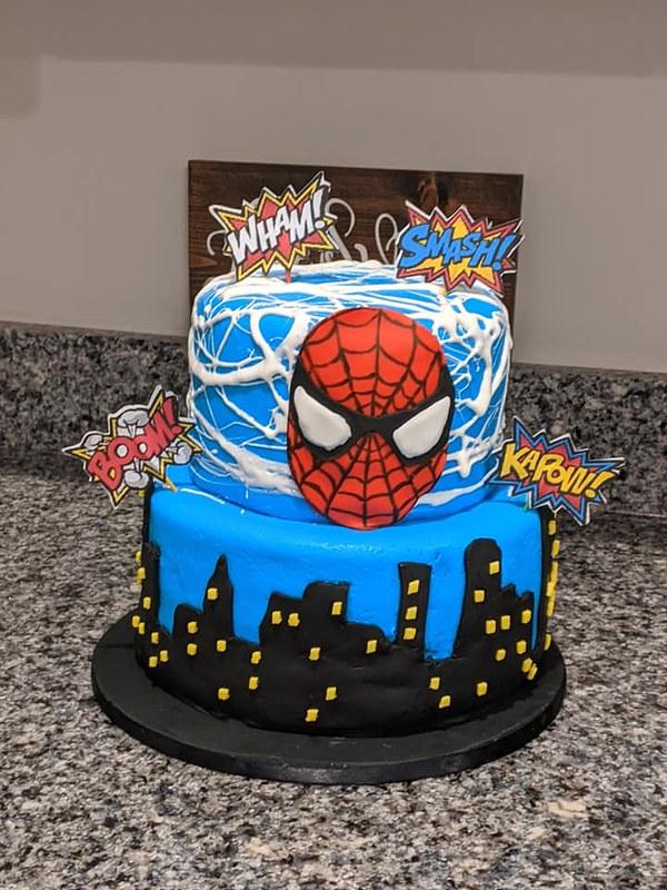 Cake by Birdie's Sweet Treats