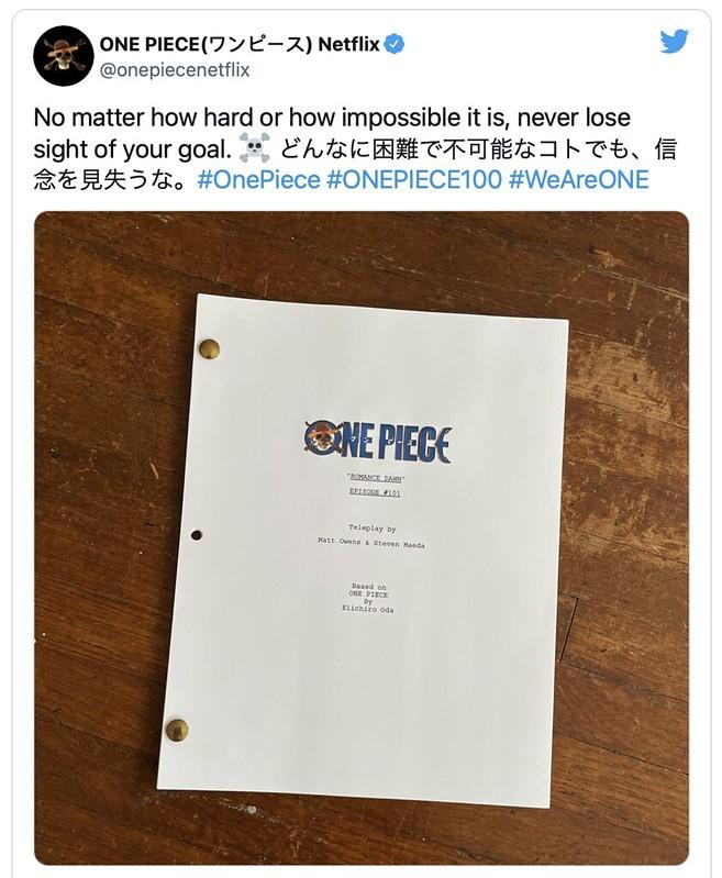 Netflix Dedah Tajuk Episod Perdana Siri Live-Action 'One Piece'