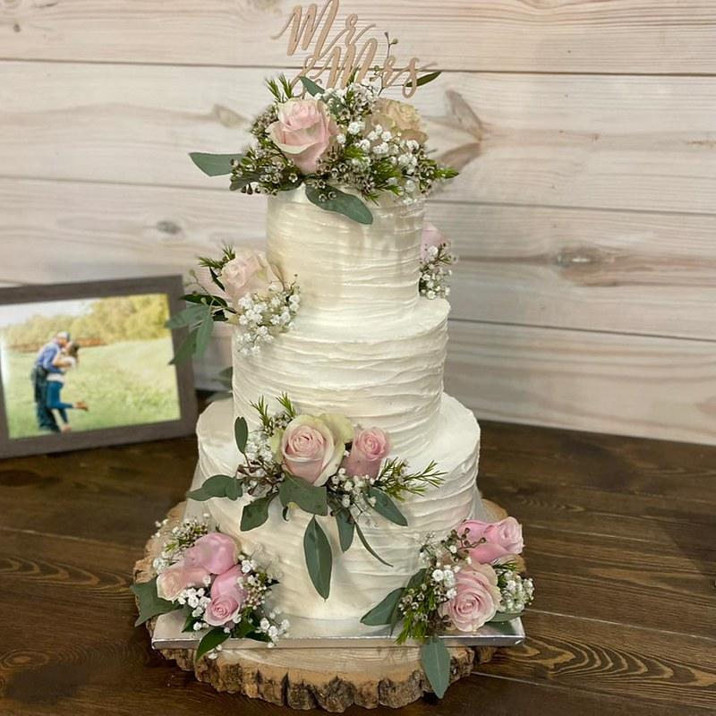 Cake by Sugar Shack