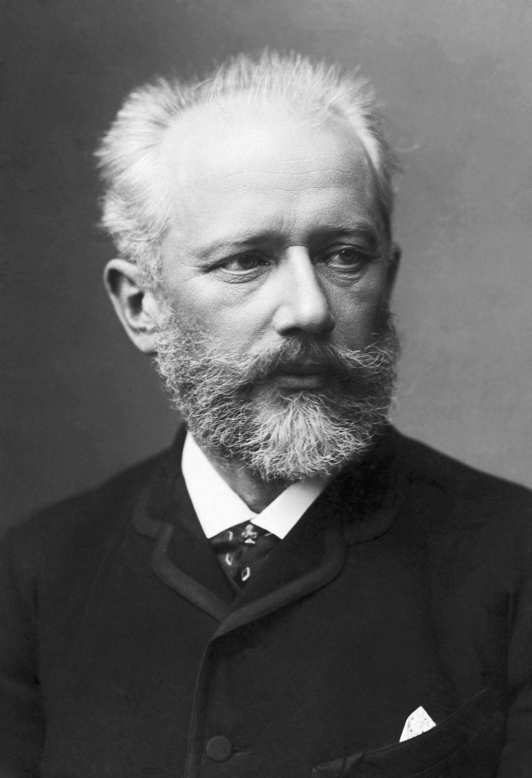 1889. П.И.Чайковский в Нью-Йорке