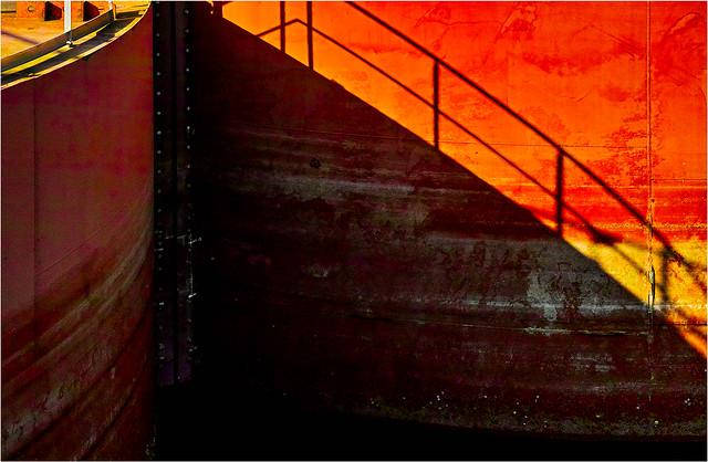 Porte d'écluse / Floodgate
