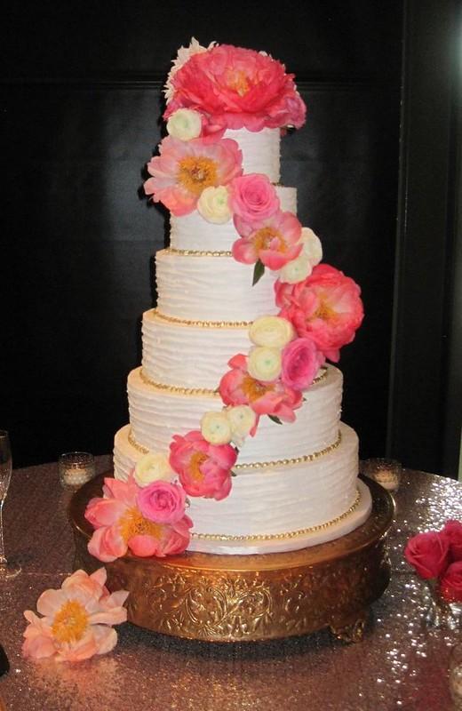 Cake by Elena's Cakes