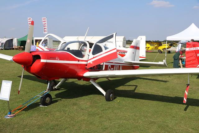 G-AVLN Beagle B.121 Pup 150 B.121-004