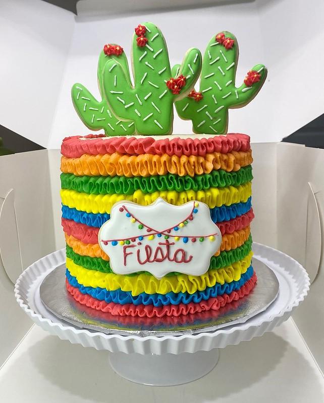 Cake by Evette's Sweet Treats