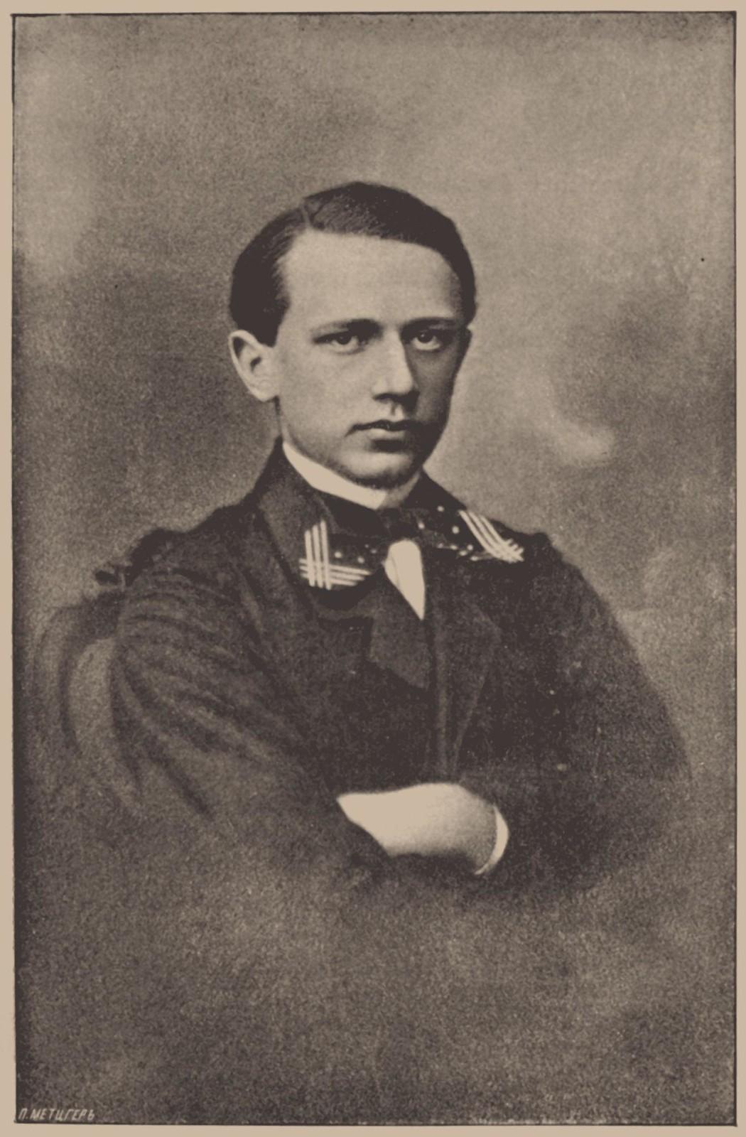 1863. П.И.Чайковский (2)