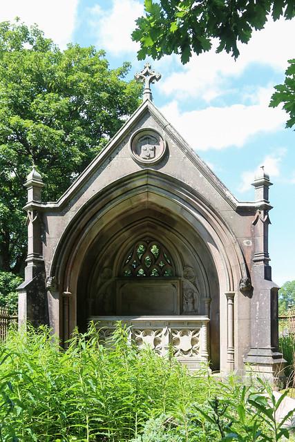 Fergusson Burial Enclosure