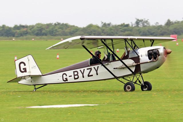 G-BYZY  -  Pietenpol Aircamper  -  PFA 047-12190  -  EGBK 3/9/21