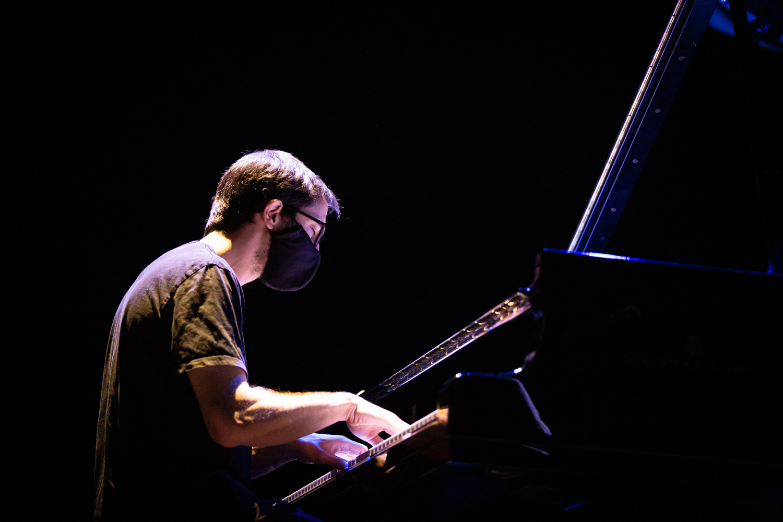 20020905 - Ambrose Akinmusire Quartet (c) Geert Vandepoele-6026