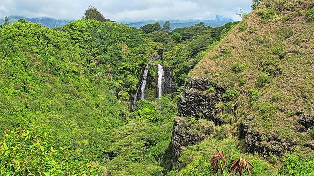 Kauai - Opaekaa Falls - East Shore