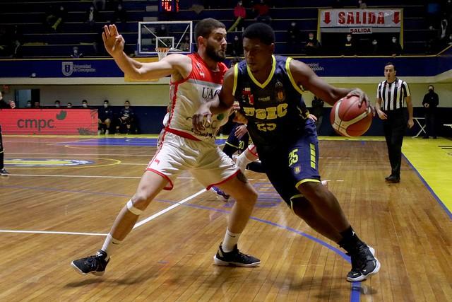 Final Nacional #2, UDEC vs CD Valdivia (06/09/2021)