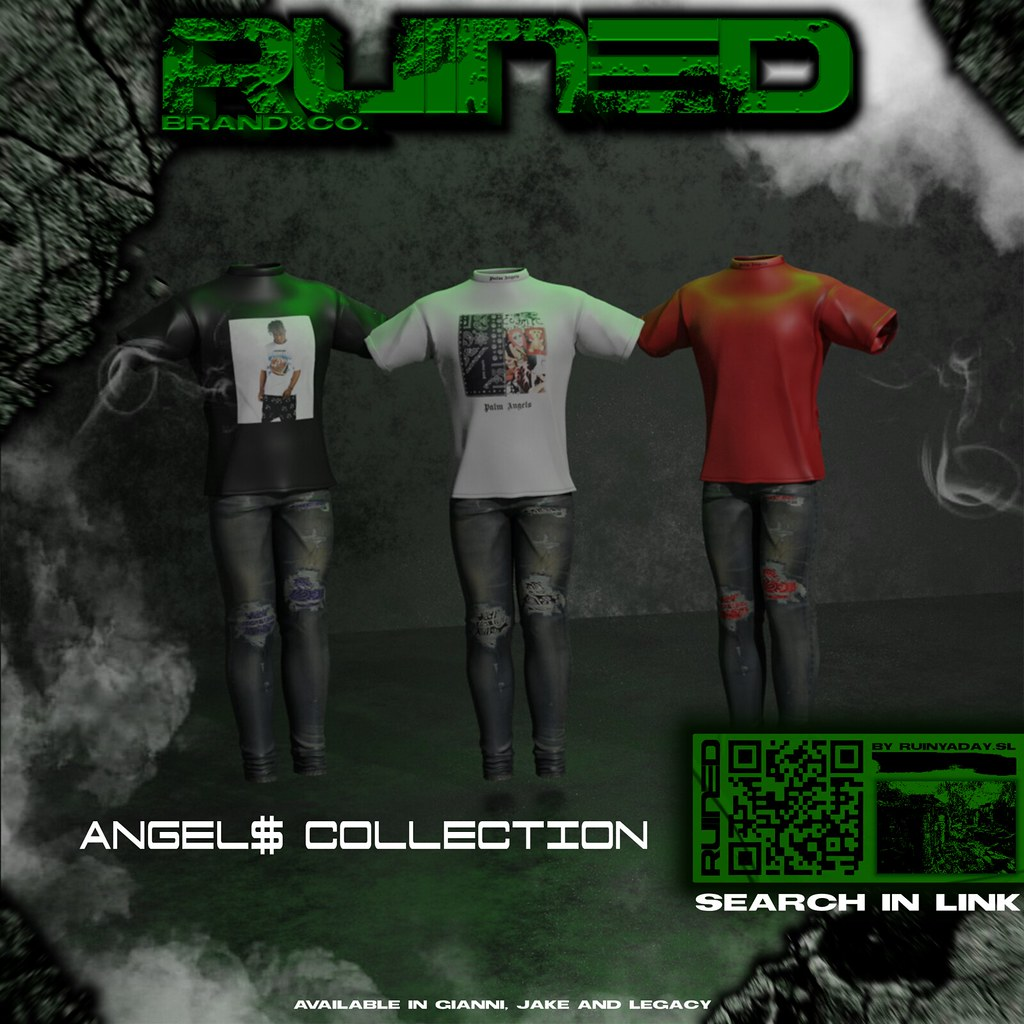 ANGEL$ COLLECTION AD