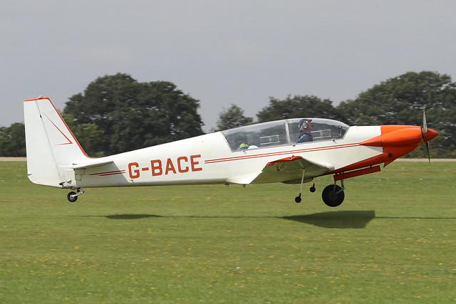 G-BACE  -  Sportavia-Putzer RF-5 c/n 5102  -  EGBK 3/9/21