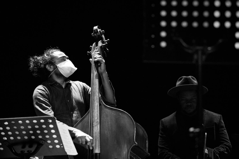 20020905 - Ambrose Akinmusire Quartet (c) Geert Vandepoele-6057