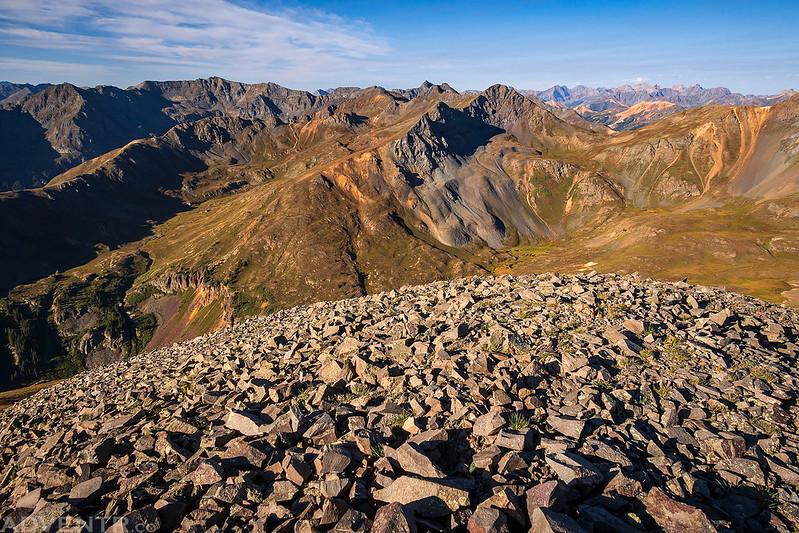 Parson Peak Summit