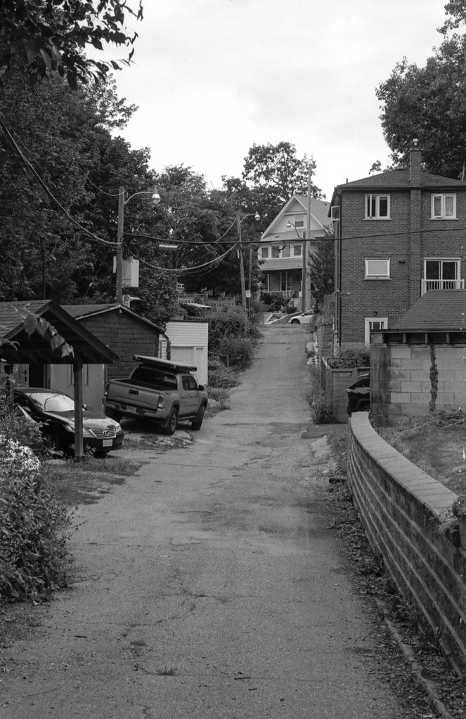Alley Below Gerrard