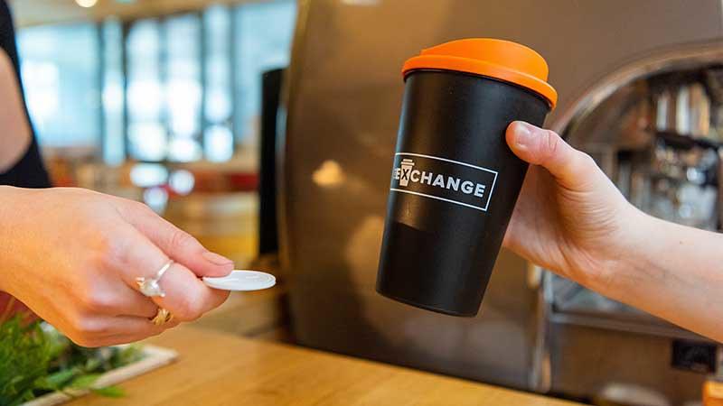 The Exchange cup scheme.