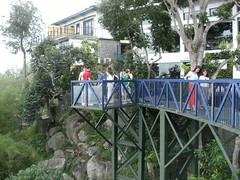 Yercaud Restaurant sky walk