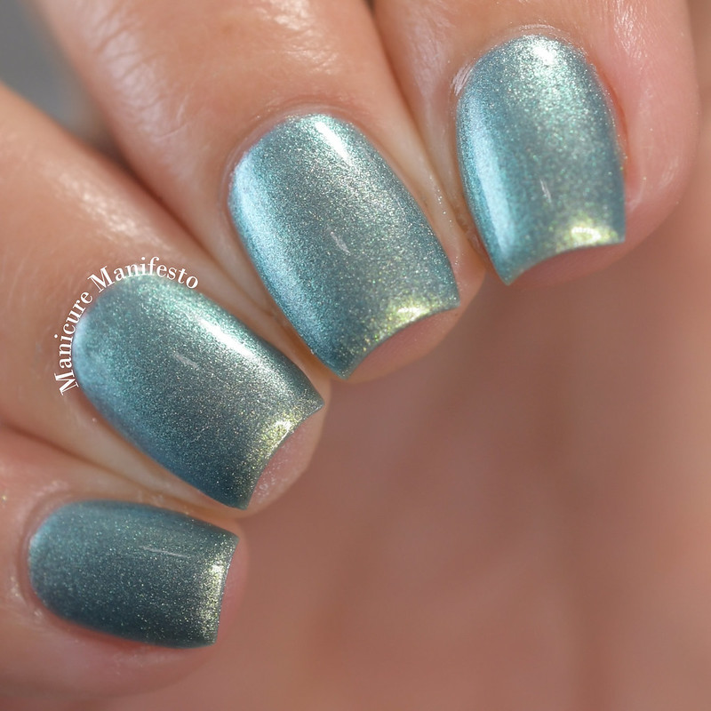 CANVAS Lacquer Surreal Teal Review