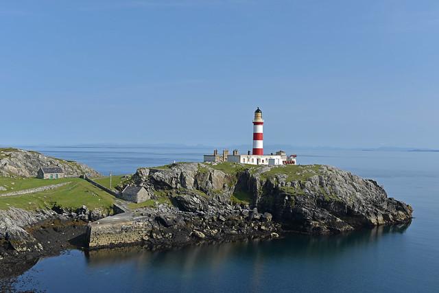 Eilean Glas Lighthouse..