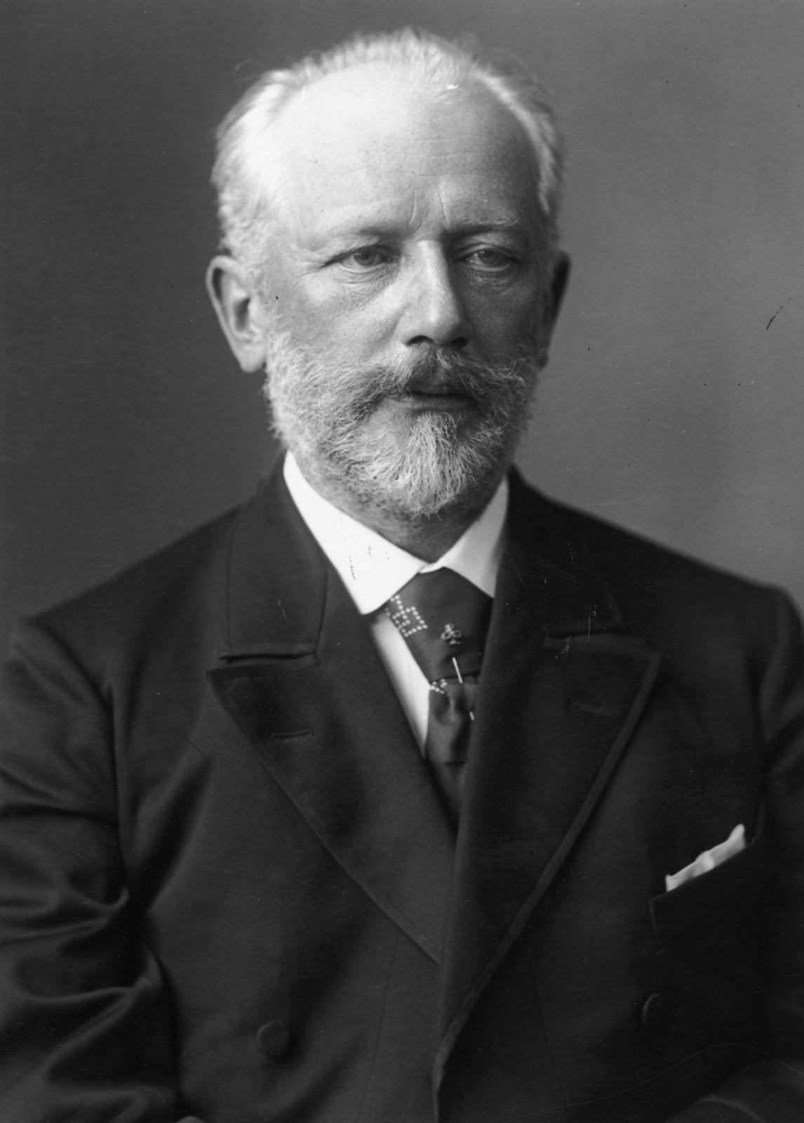 1888. Петр Ильич Чайковский