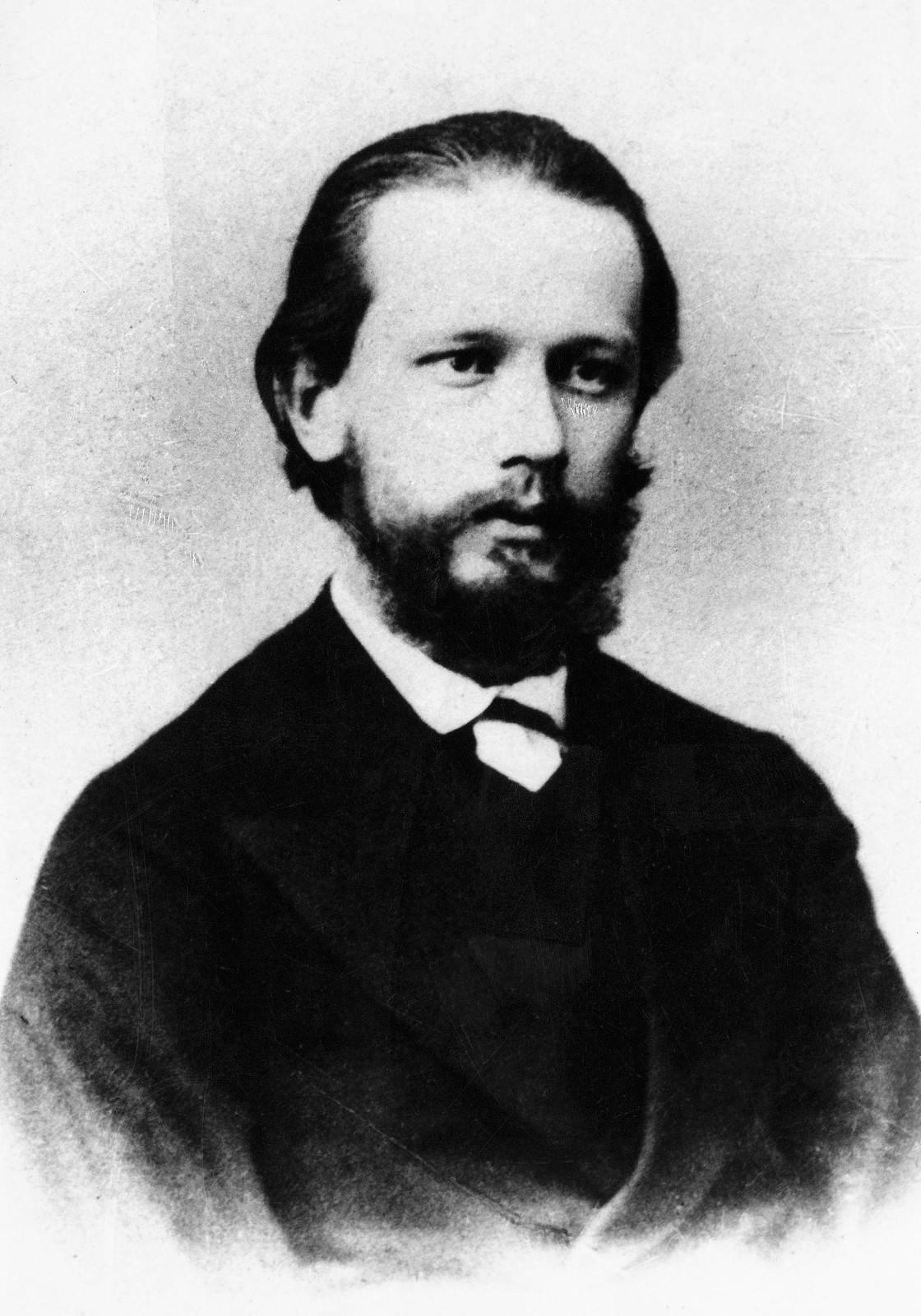 1868. П.И.Чайковский