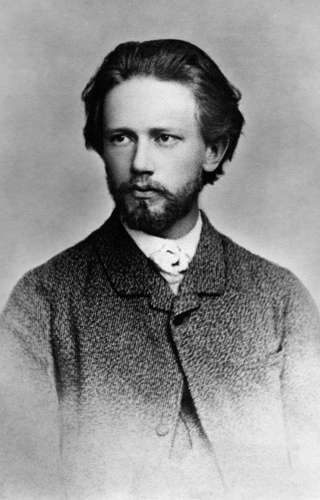 1865. П.И.Чайковский