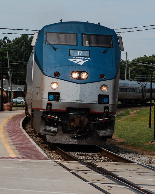 Amtrak 17