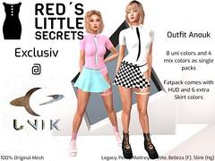 RLS Outfit Anouk exclusiv @Unik Event