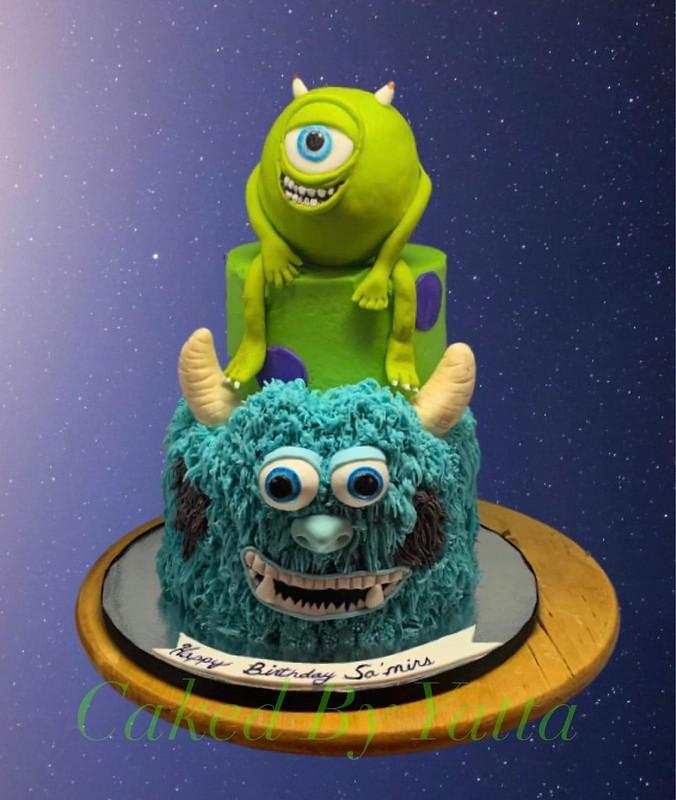 Cake from Cake by Yatta