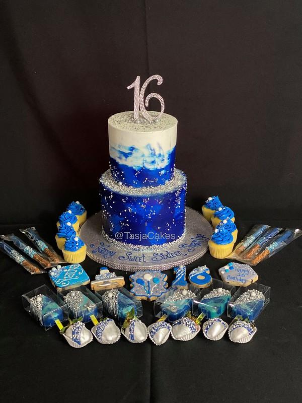 Cake by Tasja Cakes