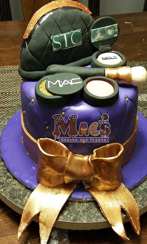 Cake by Mac's Snacks and Treats