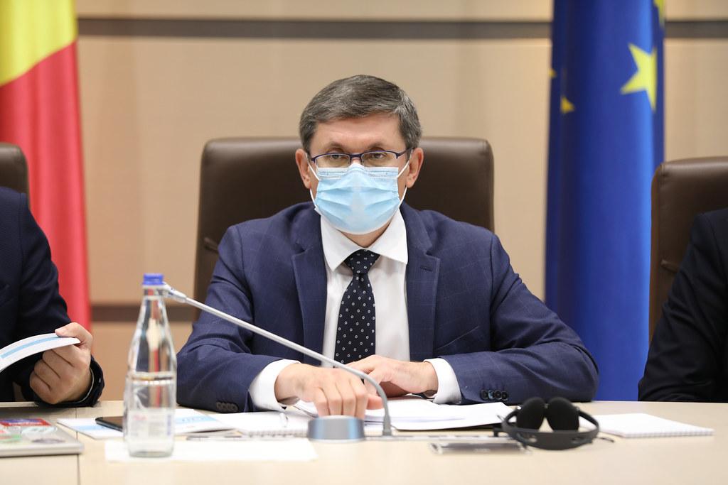 07.09.2021 Întrevederea Președintelui Parlamentului, Igor GROSU, cu reprezentanții Camerei de Comerț a SUA (AmCham Moldova)