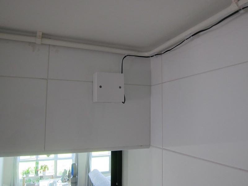 Nest Doorbell (Wired) - Wire Management
