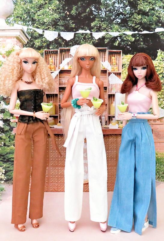 Aubrey, Sassy, & Anabel