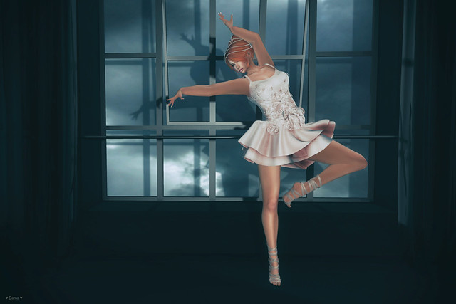 """""""Dancing on my own...."""""""