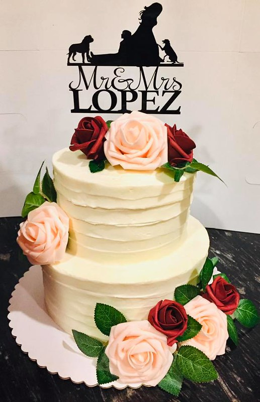 Cake by Dana's Delights