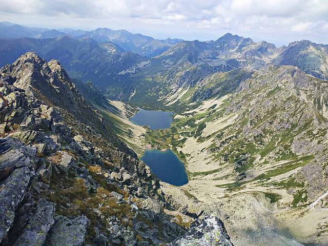 views in the Tatras