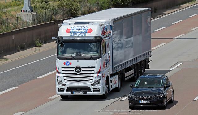 OB AB 18 Mercedes 02-07-2020 (Germany)