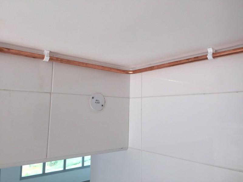 Nest Doorbell (Wired) - Kitchen Doorbell Point