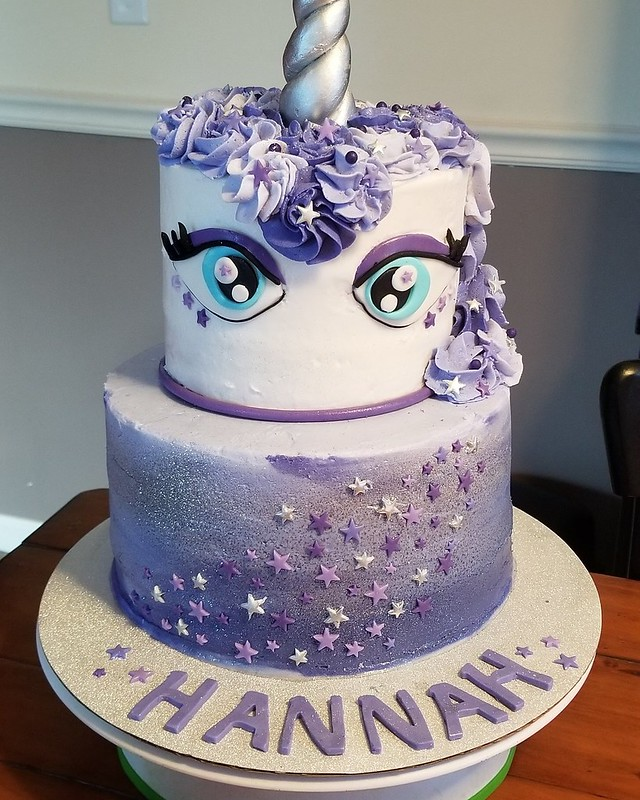Cake by Casey's Cakes