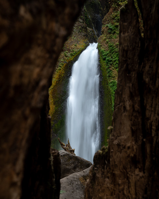 A Window to a Waterfall